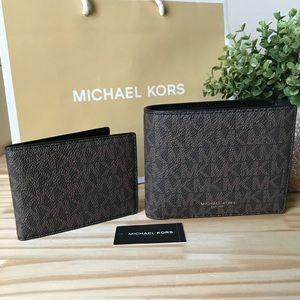 Michael Kors wallet men🎈🎈